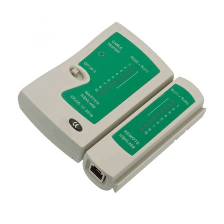 Cat5E cable tester Ethernet cable