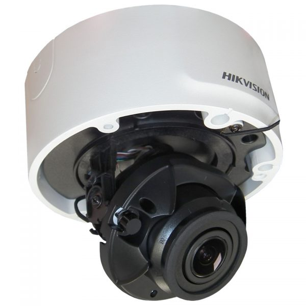Hikvision Darkfighter 2MP Motorized varifocal Len Dome Camera Open