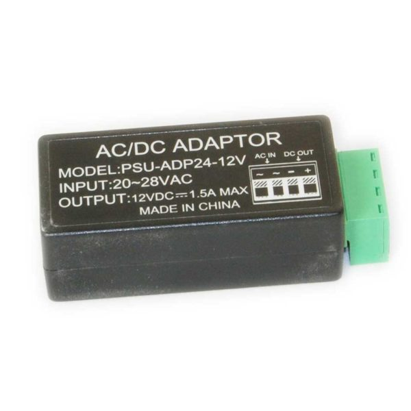 P24volts to 24 volts adaptor