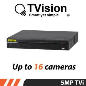 CCTV Kit 5MP 16 channel DVR