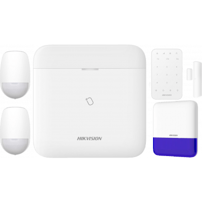 Hikvision wireless alarm