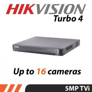 Hikvision CCTV Kit 5MP 16 channel