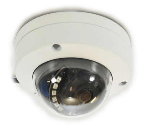 2MP Vandal Dome CCTV camera