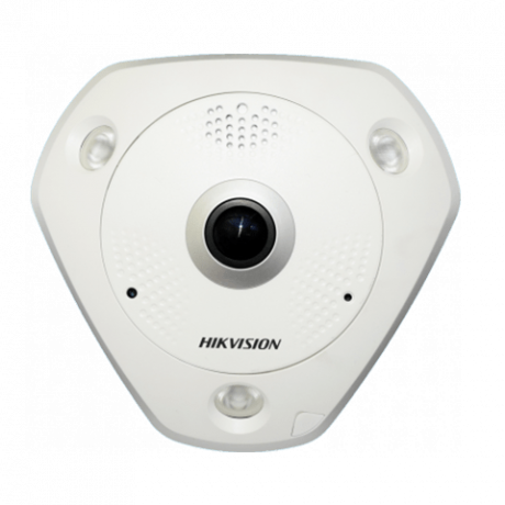 DS-2CD6365G0-IS Hikvision fisheye camera