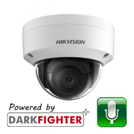 DS-2CD2145FWD-IS Hikvision 4MP vandal dome camera