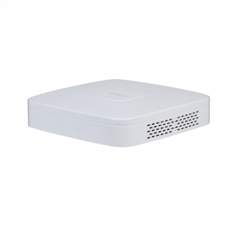 Dahua 4 channel smart NVR with built-in PoE ports NVR4104-P-4KS2/L