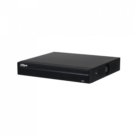 Dahua 8 channel network recorder with built-in PoE ports NVR4108HS-8P-4KS2L