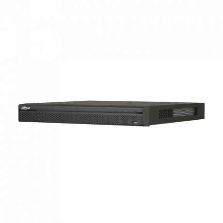 Dahua 16 channel network recorder with built-in PoE ports